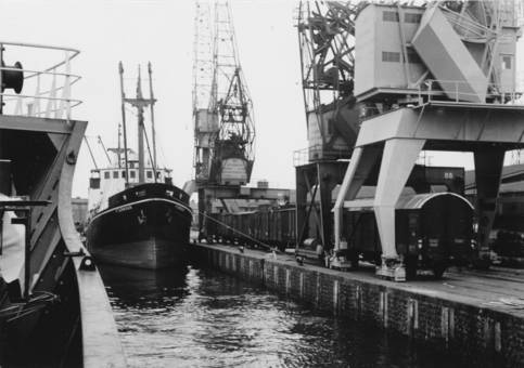Rotterdamer Hafen
