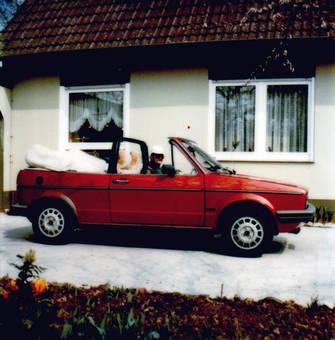 Erstes neues Cabrio