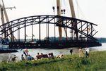 Rückbau Hammer Eisenbahnbrücke