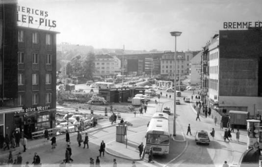 Alter Markt in Wuppertal