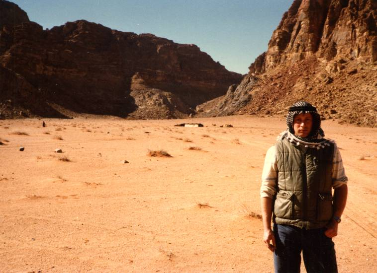 Felsen, jordanien, sand, Wüste