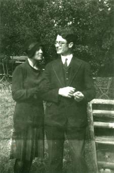 Carola Neher und Klabund