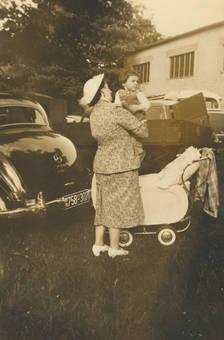 Mercedes oder Kinderwagen?