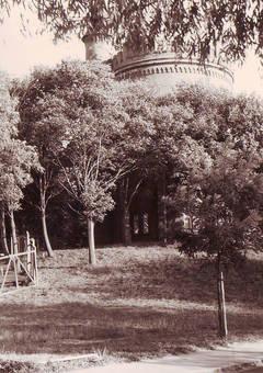 Glückstadt Wasserturm 1959