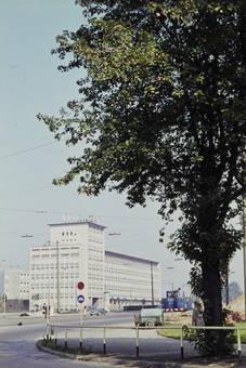 AEG-Haus am der Kruppstraße