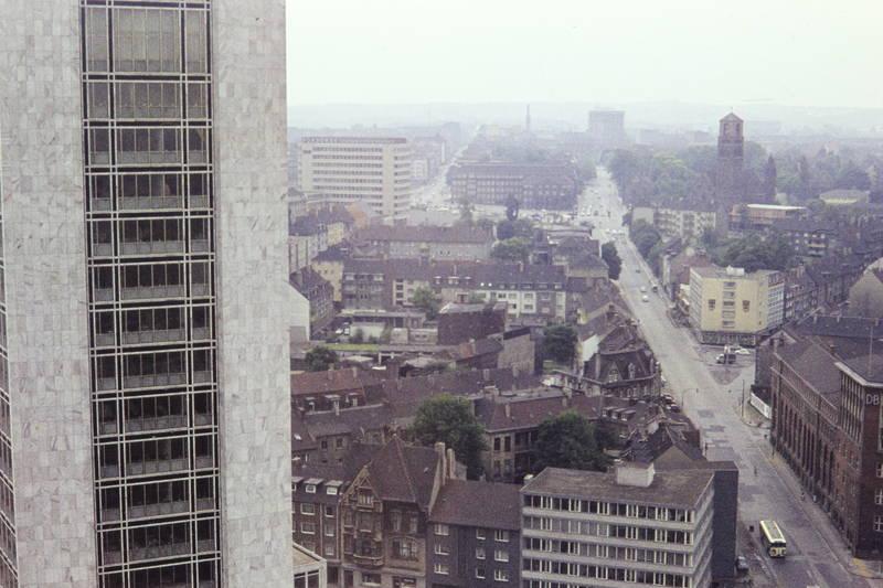 Aussicht, auto, KFZ, PKW, Ruhrgebiet, straße
