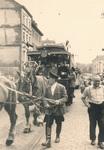 Straßenbahnparade in Aachen
