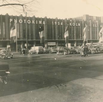 Photokina 1954