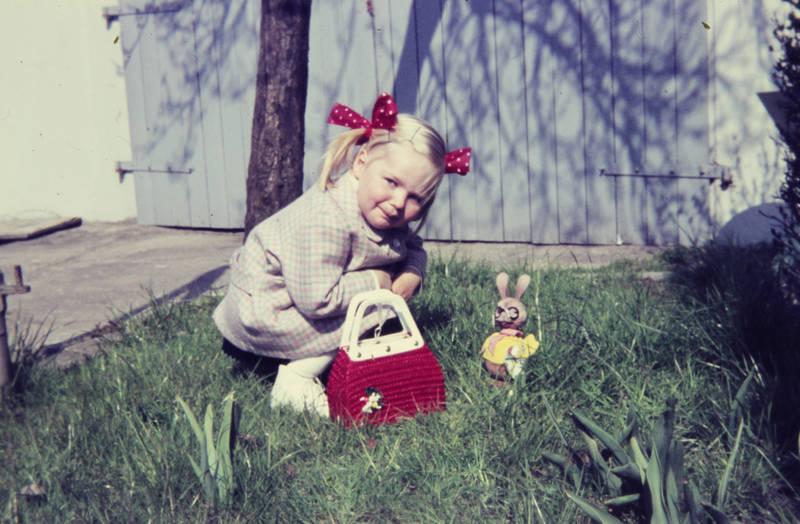 Handtasche, Kindermode, Kindheit, osterhase, Ostern