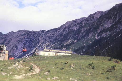 Die Nebelhornbahn