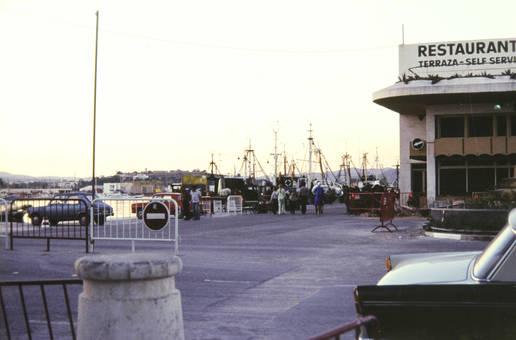 Hafen auf Ibiza
