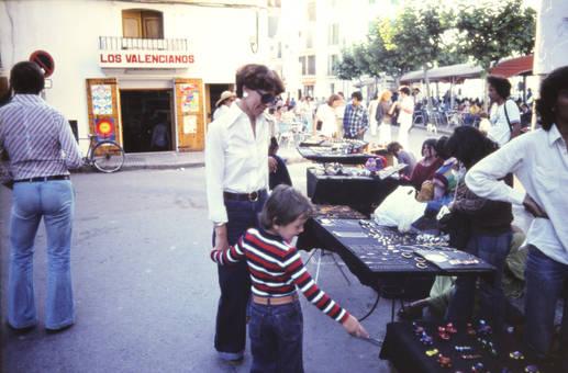 Markt auf Ibiza