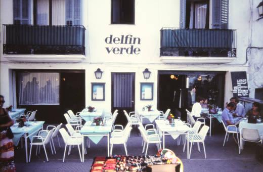 """Restaurant """"delfin verde"""""""