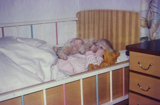 Zwei Teddys