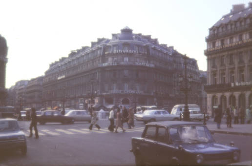 Pariser Opernplatz