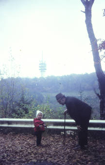 Der alte Fernsehturm