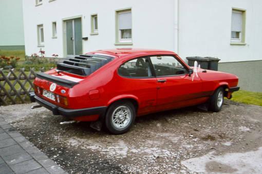 Ford Capri II '78 2.0 S