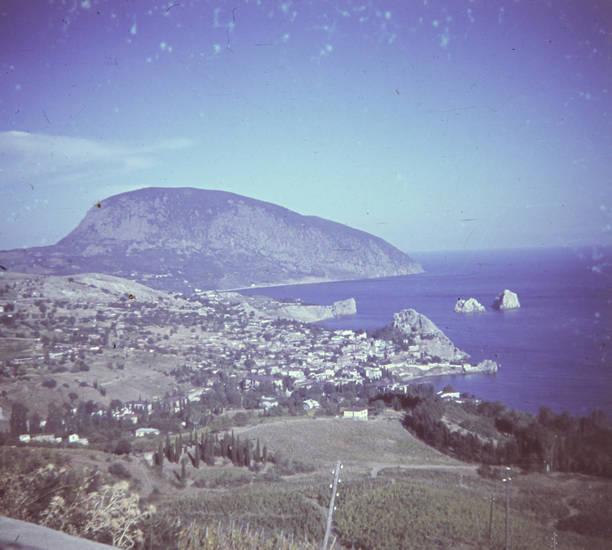 2.Weltkrieg, 2.WK, Berge, Gursuf, Gurzuf, Krim, küste, meer, natur, Schwarzes Meer, Ukraine, zweiter weltkrieg