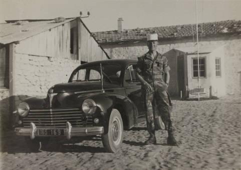 Der Soldat und die Limousine