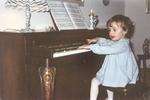 Kleine Pianistin