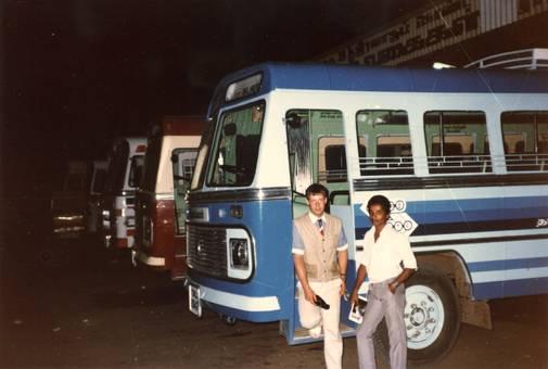 Der Busbanhof