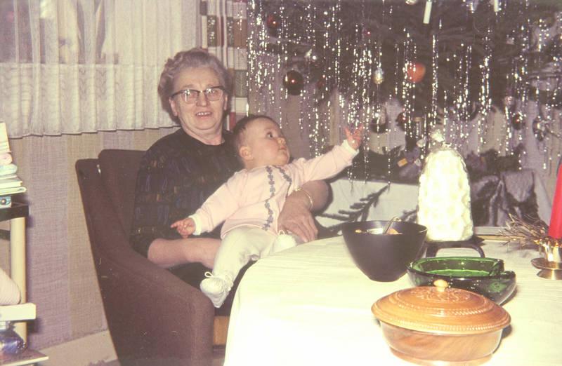 christbaum, Kindheit, Lametta, sessel, Tannenbaum, Weihnachten