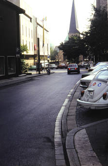 Straße in Essen