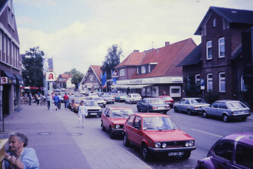 Straße in Plön