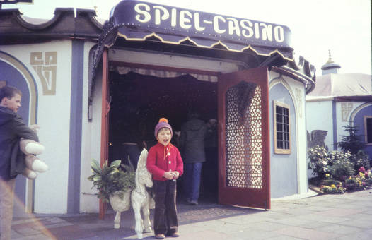 Spiel-Casino im Phantasialand