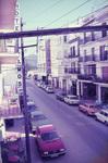 Straßenszene in Tossa de Mar