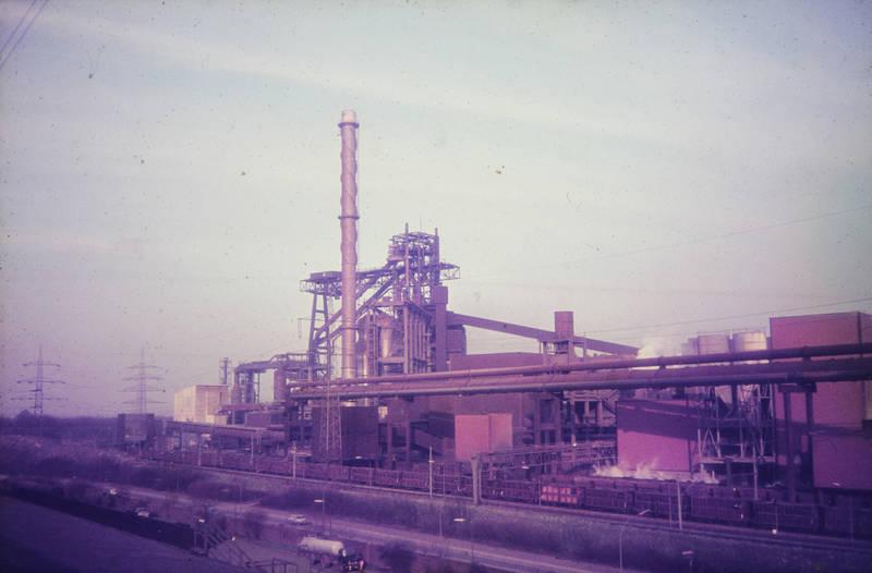 Albert Thyssen, Albert Thyssen-Hütte, ATH, Duisburg, Thyssen