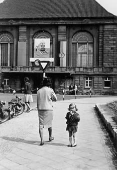 Zwischenstation Weimar