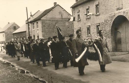 Beerdigung Pfarrer Lauscher