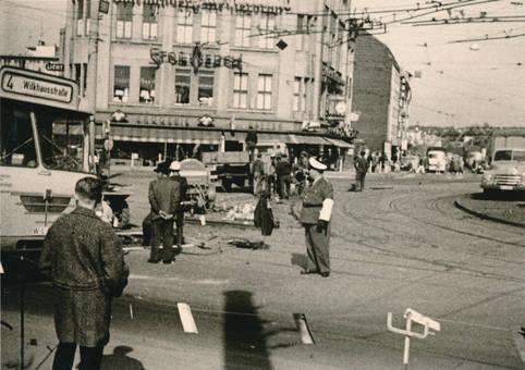 Verkehr am Alten Markt