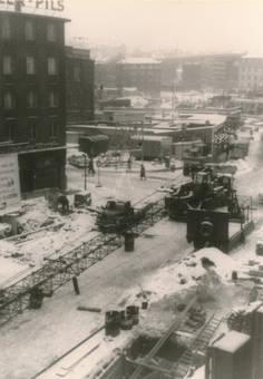 Baustelle am Alten Markt
