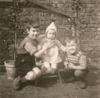 Kindheit 1959