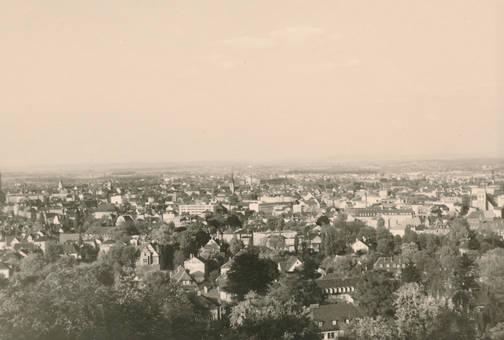 Panorama von Bielefeld