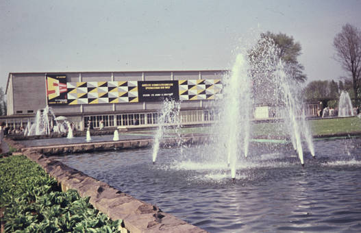 Ausstellungsgebäude