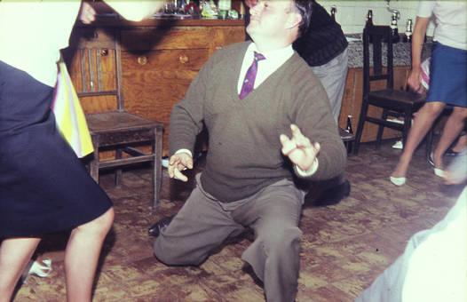 Tanzen, tanzen, tanzen