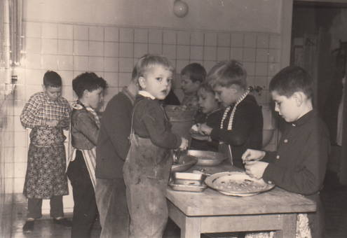Kochen im Schullandheim