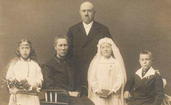 Familie Dahmen aus Geich.