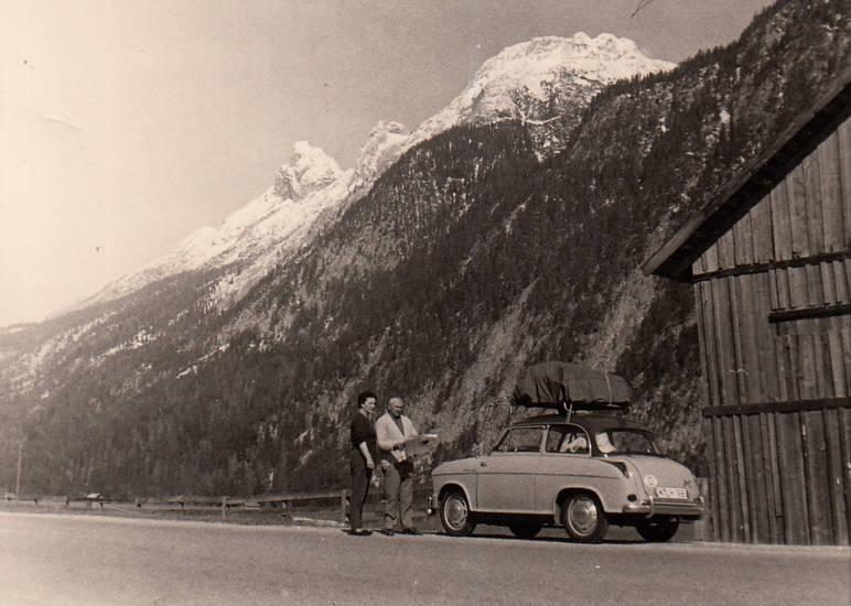 auto, Berge, Dachgepäckträger, Gepäck, italienurlaub, KFZ, köln, PKW