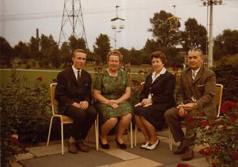 Im Rheinpark 1963