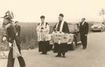 Abholung Pfarrer Arnold Esser