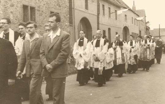 Einführung Pfarrer A. Esser