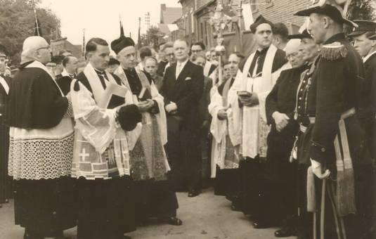 Begrüßung Pfarrer A. Esser