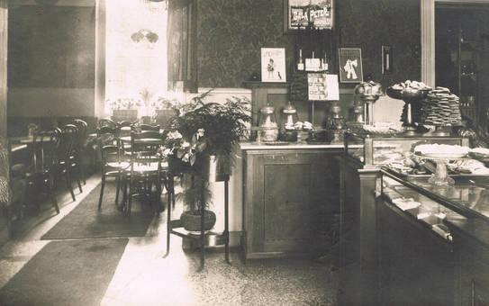 Café Niessen von Innen