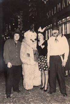 Karneval in Köln 1956