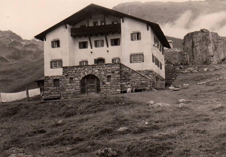 alpenverein, haus, Kölner Haus, Tirol