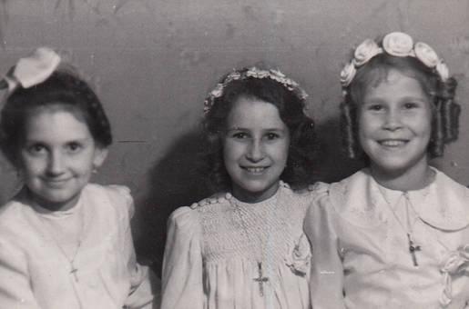 Renate, Doris und Inge